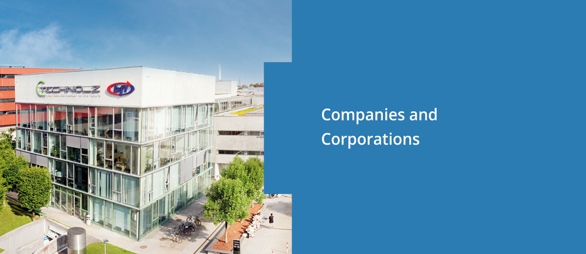 Companies and Corporations